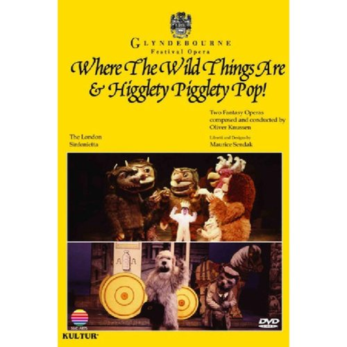 Where The Wild Things Are / Higglety Pigglety Pop!