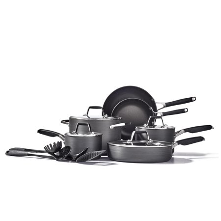Select by Calphalon Nonstick 14-Piece Cookware Set (Calphalon Non Stick 12 Piece)