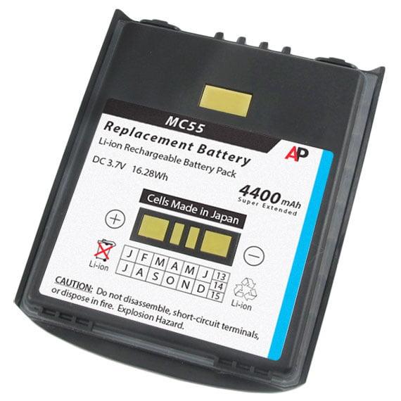 Motorola / Symbol MC55 & MC65 Series: Replacement Battery...