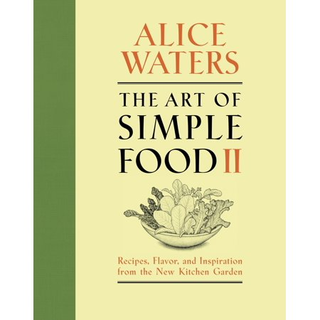The Art of Simple Food II : Recipes, Flavor, and Inspiration from the New Kitchen Garden](Ocean Water Recipe)
