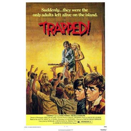 Posterazzi MOVCH7301 Trapped Movie Poster - 27 x 40 in. - image 1 de 1