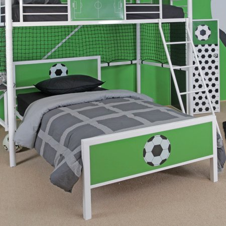 Powell Goal Keeper Twin Panel Bed Image