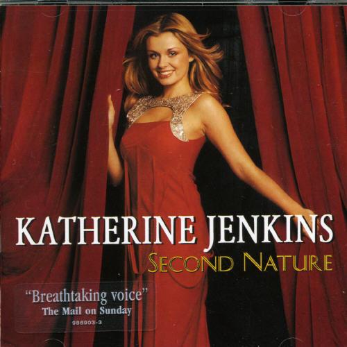 Kathrine Jenkins - Second Nature [CD]