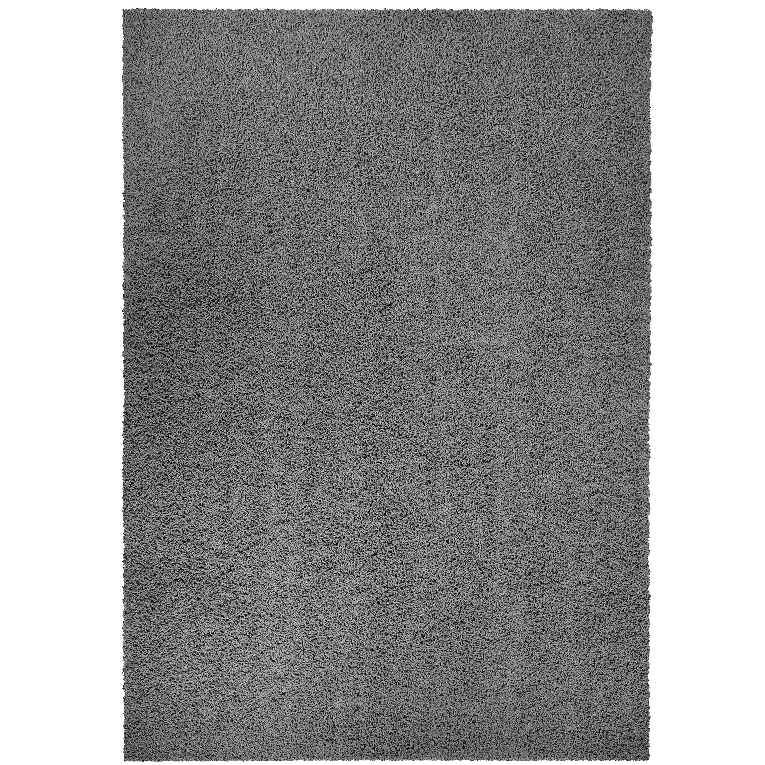 Mainstays Olefin Shag Area Rug and Runner, Multiple Sizes and Colors