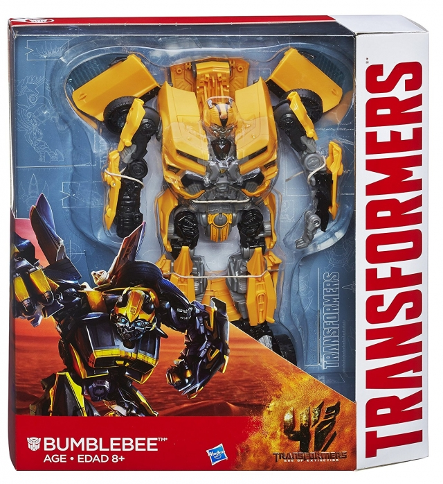 Transformers Age Of Extinction Tf4 Costco Limited Edition