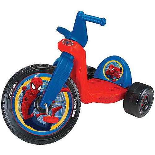 "Marvel 16"" Spiderman Big Wheel Racer"