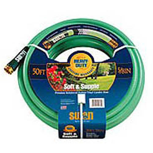 Swan House SNSS58075 5 8 in x 75' Soft & Supple Garden Hose by Colorite Swan