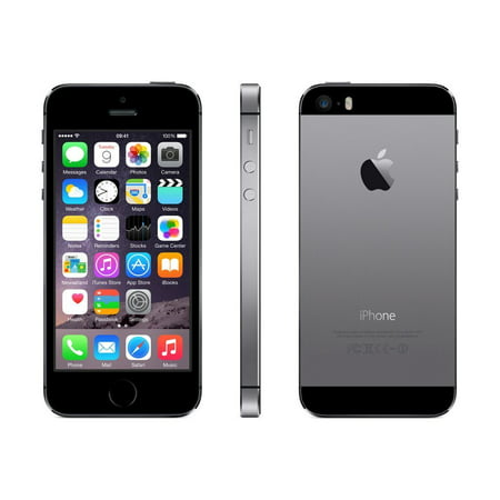 iPhone 5s 16GB Gray (Boost Mobile) Grade B