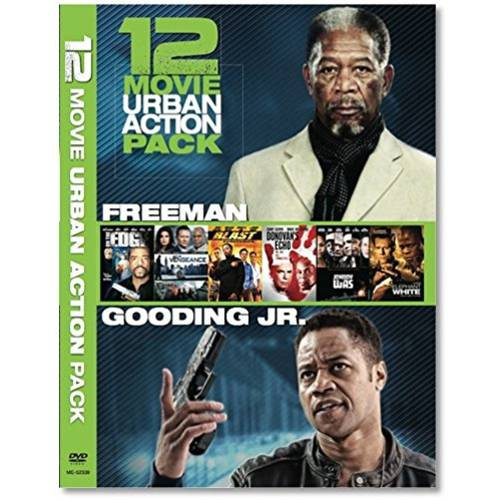 Image of 12 Movie Urban Action Pack