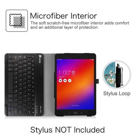 1c1e6ab9025 Fintie Asus ZenPad 3S 10 Z500M / ZenPad Z10 ZT500KL Keyboard Case - Folio  Stand Cover ...