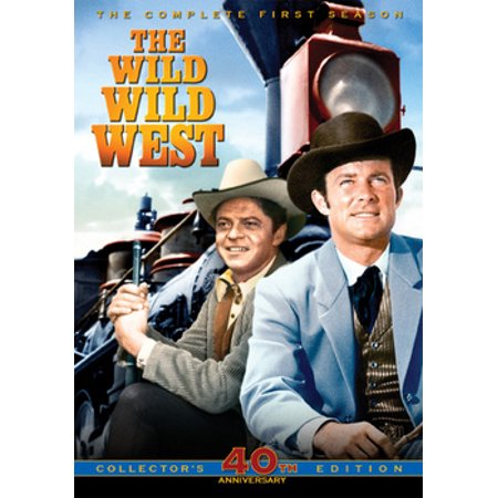 The Wild Wild West: The Complete First Season (DVD)](Wild West Saloon Girl)