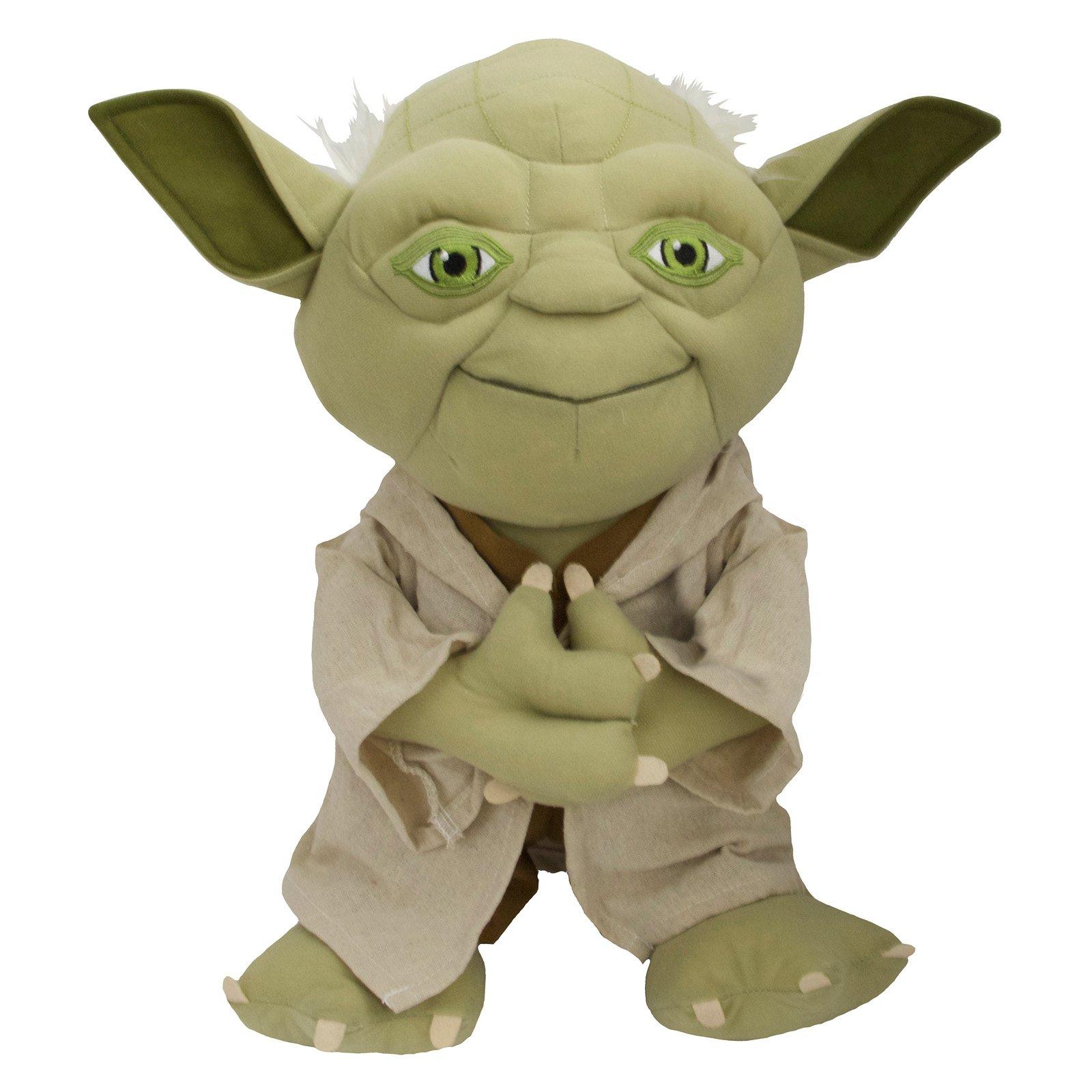 Star Wars Yoda Pillow Buddy