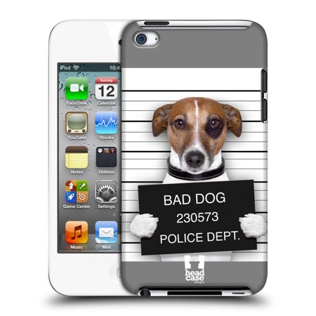 HEAD CASE DESIGNS FUNNY ANIMALS HARD BACK CASE FOR APPLE IPOD TOUCH MP3