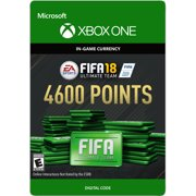 Electronic Arts Xbox One FIFA 18 Ultimate Team 4600 Points (email delivery)