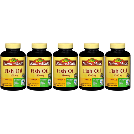 Nature made fish oil 2 pack 400 softgels for Nature made fish oil review