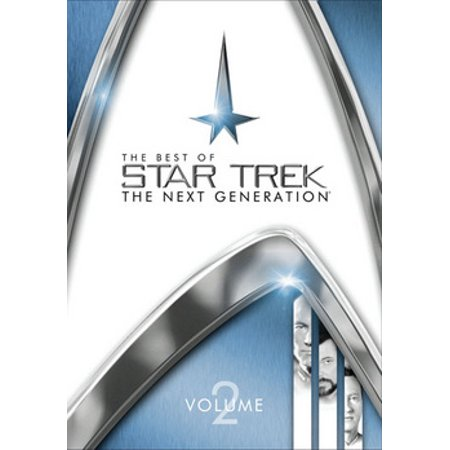 The Best of Star Trek: The Next Generation Volume 2 (Best Current Sci Fi Tv Shows)