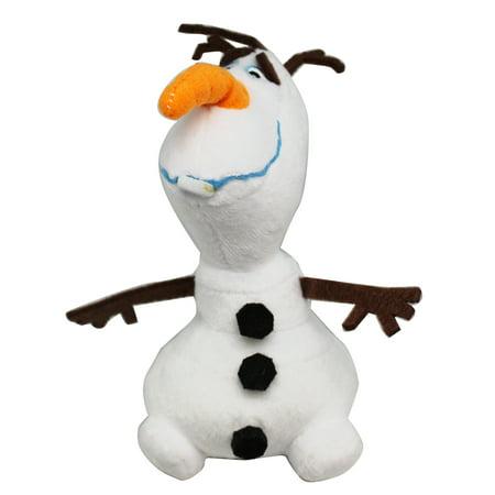 Disney's Frozen Olaf the Snowman Mini Plush Toy With Secret Zipper Pocket (6in) - Frozen Toys Target