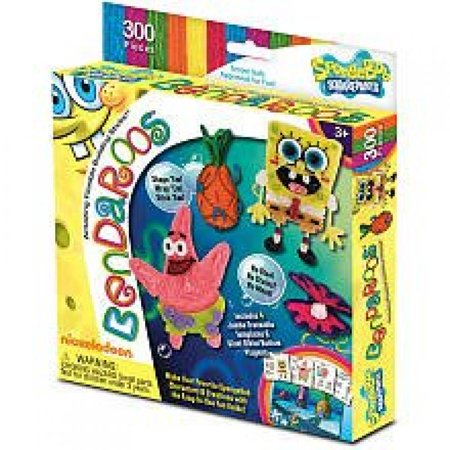 Bendaroos SpongeBob Squarepants (300-Piece)](Spongebob Candy)