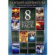 8 Film Fantasy Adventure Collector's Set by PLATINUM DISC CORPORATION