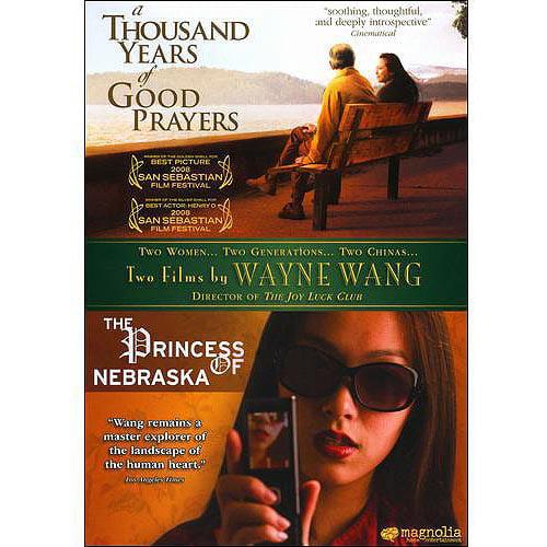 A Thousand Years Of Good Prayers / The Princess Of Nebraska (Widescreen)