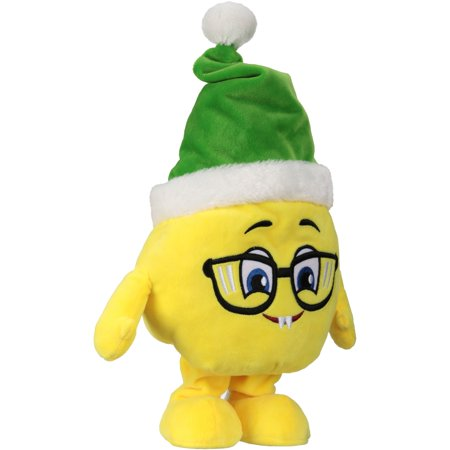 Holiday Time Animated Emoticon Plush (Animated Doll)