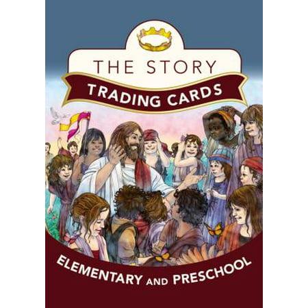 Halloween Stories For Elementary School Students (Story: The Story Trading Cards: For Elementary and Preschool)