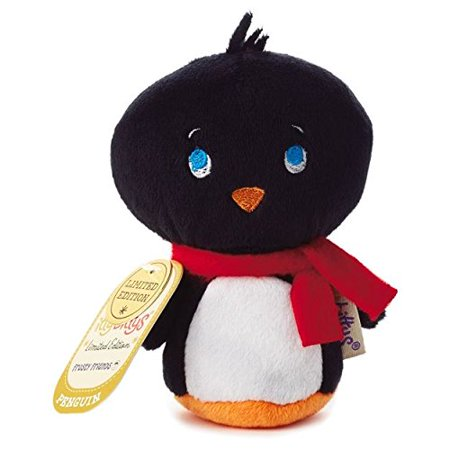 Hallmark 1KDD1096 Limited Edition Frosty Friends Penguin Itty Bitty Plush by Itty Bitty - image 1 de 1