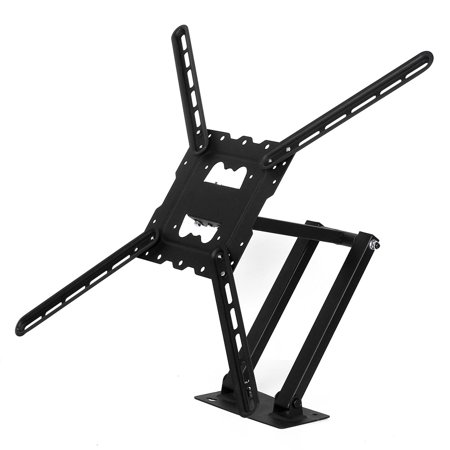 Lumsing Full Motion Articulating Swivel Tilt TV Wall Mount Bracket for 22-55″ LED LCD Plasma MAX VESA 600mm x 400mm or 500mm x 500mm