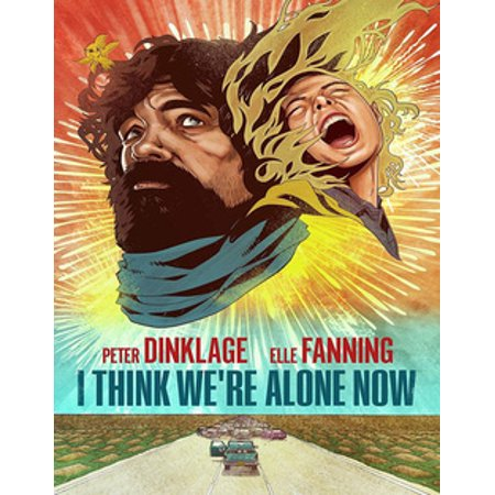 I Think We're Alone Now (Blu-ray) (I Think Were Alone Now)