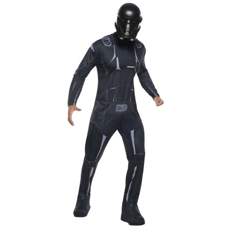 Super Trooper Costume Halloween (Star Wars Mens Death Trooper Halloween)