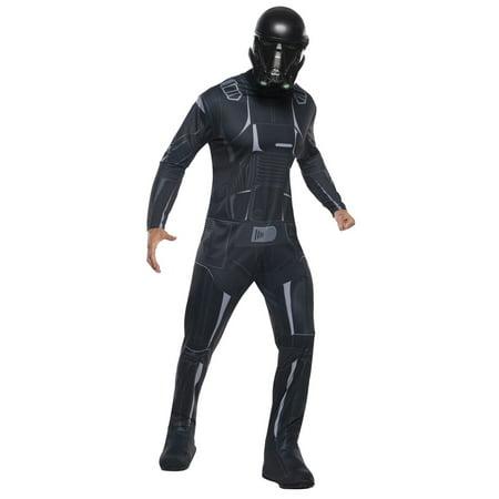 Star Wars Mens Death Trooper Halloween Costume](Halloween Costumes Death)