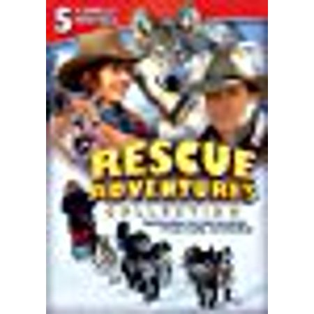 - Rescue Adventures Collection: Five Family Movies (The Legend of Cougar Canyon / George! / Night of the Wolf / Poco: