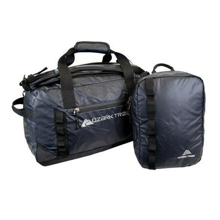Ozark Trail 45L Packable All-Weather Duffel Bag