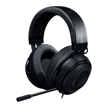 Razer Kraken Pro V2 - Oval Ear Cushions - Analog Gaming Headset for PC, Xbox One and Playstation 4,