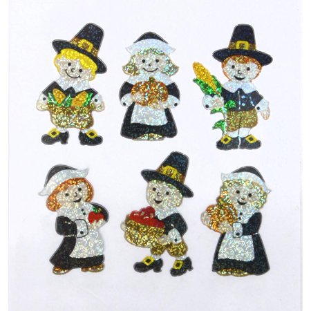 Pilgrims Sandylion Acid-Free Stickers - Pilgrim Crafts