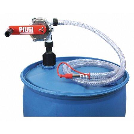 Pump Drum Cover - Piusi Hand Operated Drum Pump, 9 ft. 9