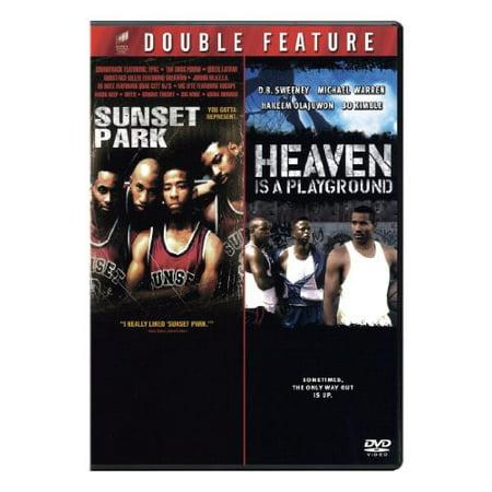 Sunset Park / Heaven Is a Playground (DVD) (Playground Dvd)