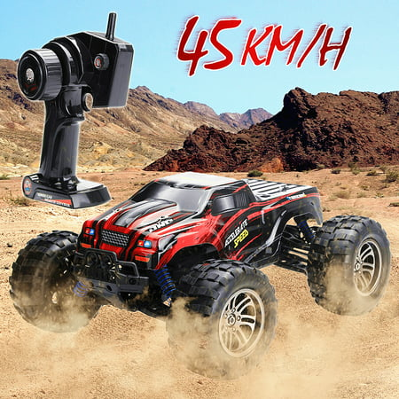 1:12 2.4G 2WD Remote Control Off-Road Monster Truck High Speed RTR RC Car Race Valentine Christmas Toy - Rake Monster
