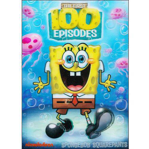 SpongeBob SquarePants: The First 100 Episodes (Full Frame)