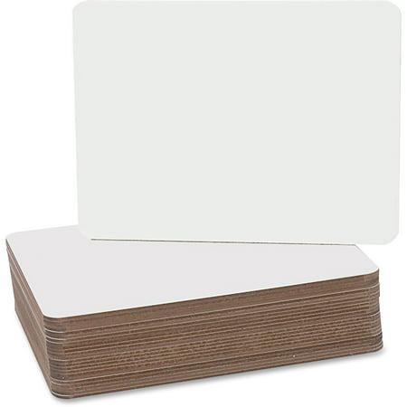 Flipside Round Corners Dry Erase Lap Board, 9.5