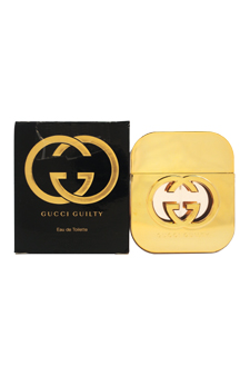 Gucci Guilty Eau de Toilette Spray, 1.6 fl oz