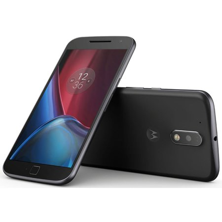 Motorola Moto G4 Plus XT1641 Unlocked GSM 4G LTE Phone w/ 16MP Camera -
