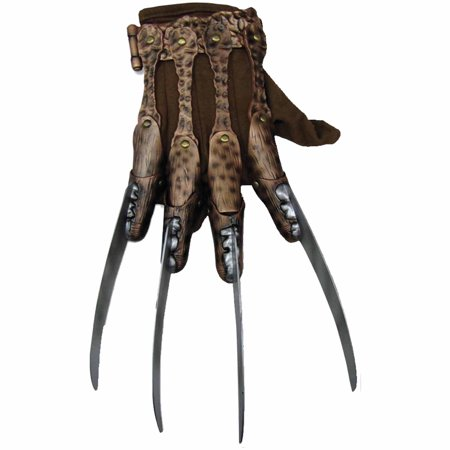 Supreme Edition Freddy Glove Adult Halloween Accessory (Supreme Costume)