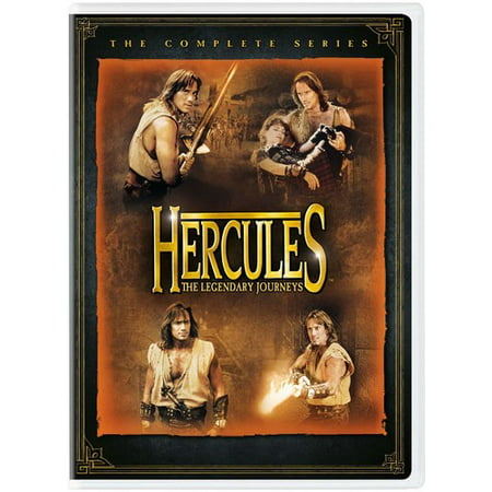 Hercules: The Legendary Journeys: The Complete Series (DVD)
