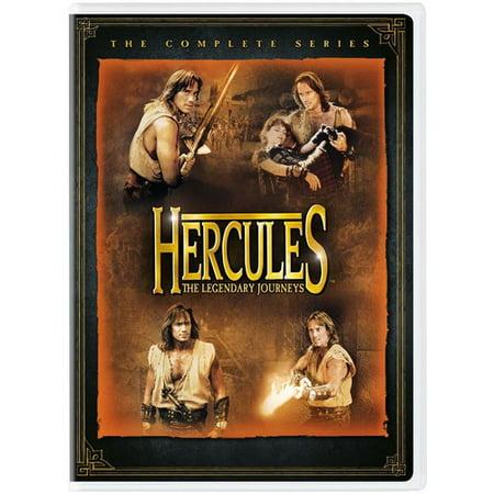 Hercules: The Legendary Journeys: The Complete Series (DVD) (Hercules Dad)