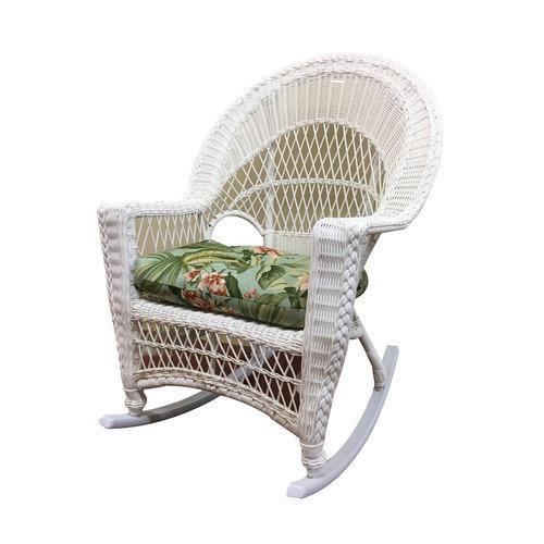 ElanaMar Designs Madison Rocking Chair with Cushion - Walmart.com