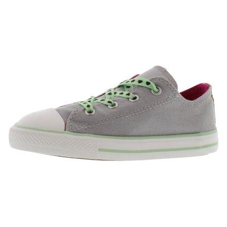 2d0ed6e77da9 Converse Chuck Taylor All Star Double Tongue Infant s Shoes Size ...