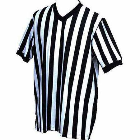 V-Neck Referee Shirt, XXL