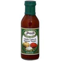Braswell's Vidalia Onion & Summer Tomato Dressing, 12 oz (Pack of 6)