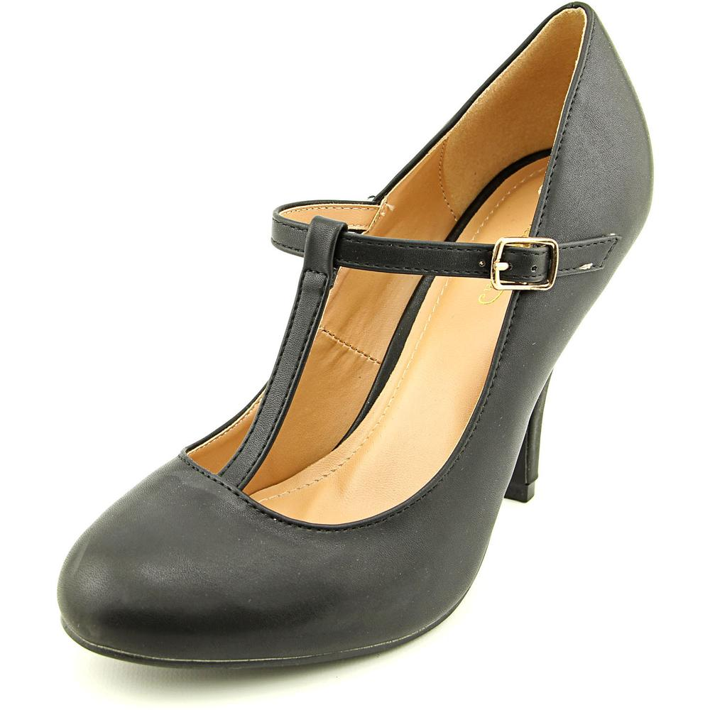 Journee Collection Liza   Round Toe Synthetic  Mary Janes